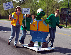 Town Turtles take to the streets of Sandy Springs